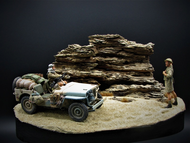 jeep SAS  conversion et figurine MANTIS  Img_6137