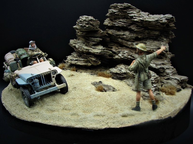 jeep SAS  conversion et figurine MANTIS  Img_6138