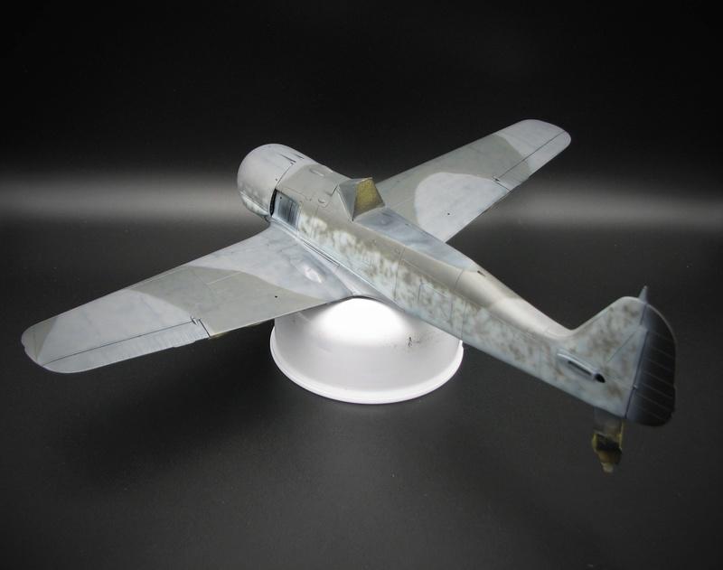 fw 190 A5 hasegawa  au 32.....  fini ...!!!! Img_6350