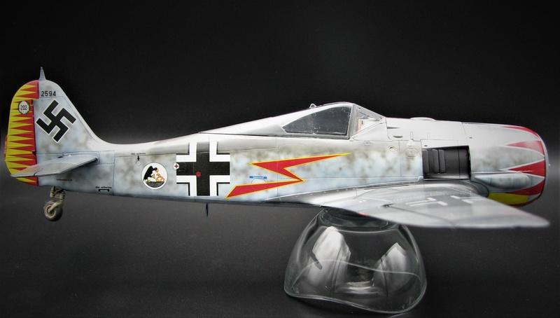fw 190 A5 hasegawa  au 32.....  fini ...!!!! - Page 2 Img_6413