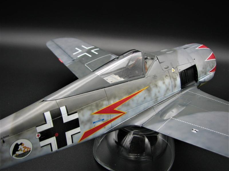 fw 190 A5 hasegawa  au 32.....  fini ...!!!! - Page 2 Img_6414