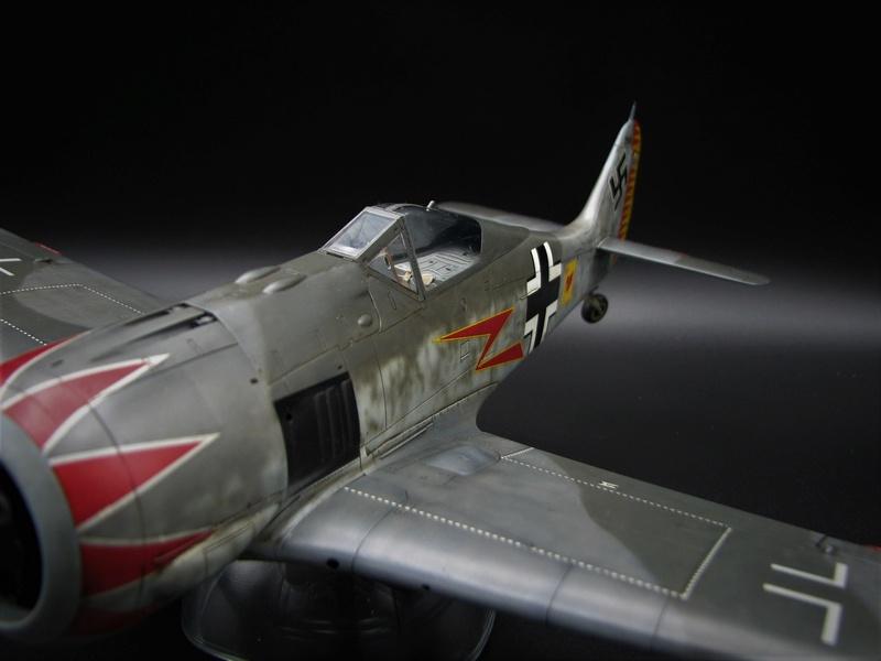 fw 190 A5 hasegawa  au 32.....  fini ...!!!! - Page 2 Img_6425