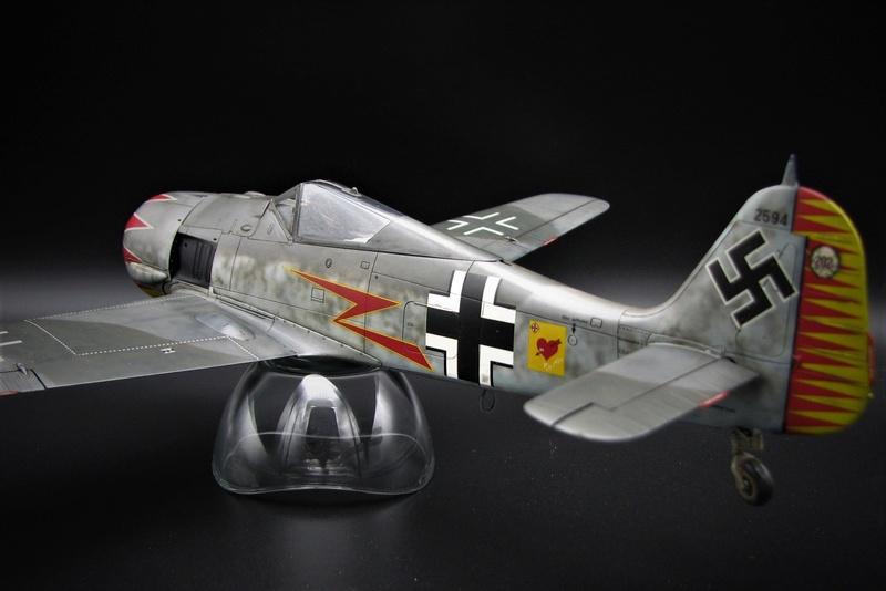 fw 190 A5 hasegawa  au 32.....  fini ...!!!! - Page 2 Img_6430