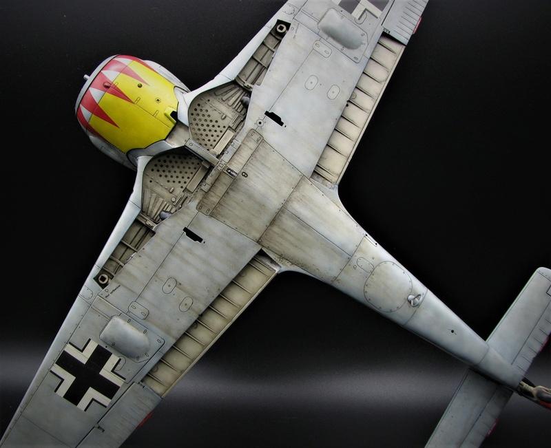 fw 190 A5 hasegawa  au 32.....  fini ...!!!! - Page 3 Img_6445