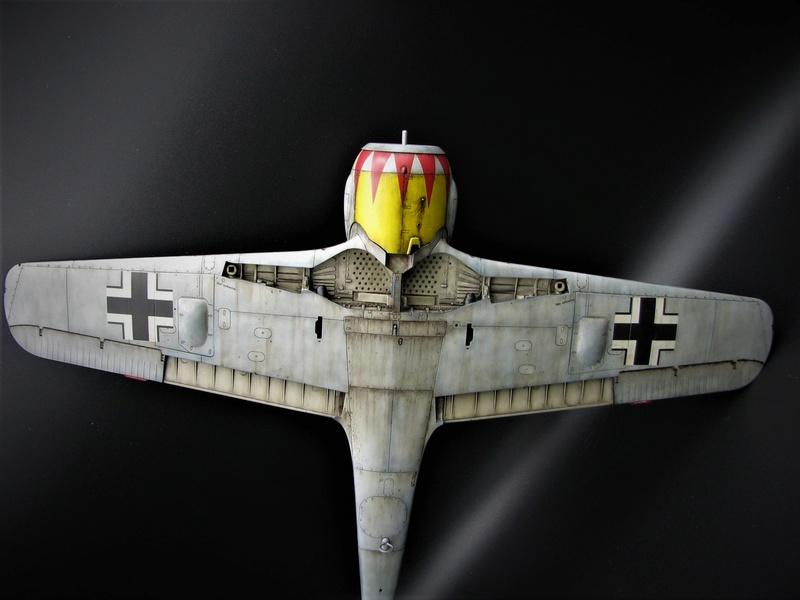 fw 190 A5 hasegawa  au 32.....  fini ...!!!! - Page 3 Img_6457