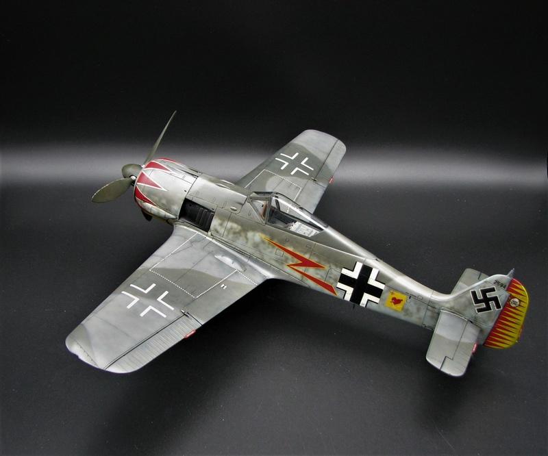 fw 190 A5 hasegawa  au 32.....  fini ...!!!! - Page 3 Img_6466