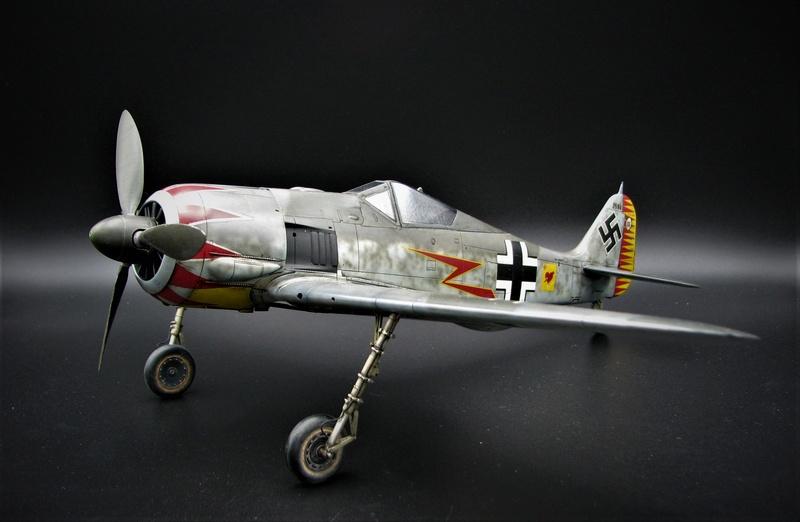 fw 190 A5 hasegawa  au 32.....  fini ...!!!! - Page 3 Img_6468