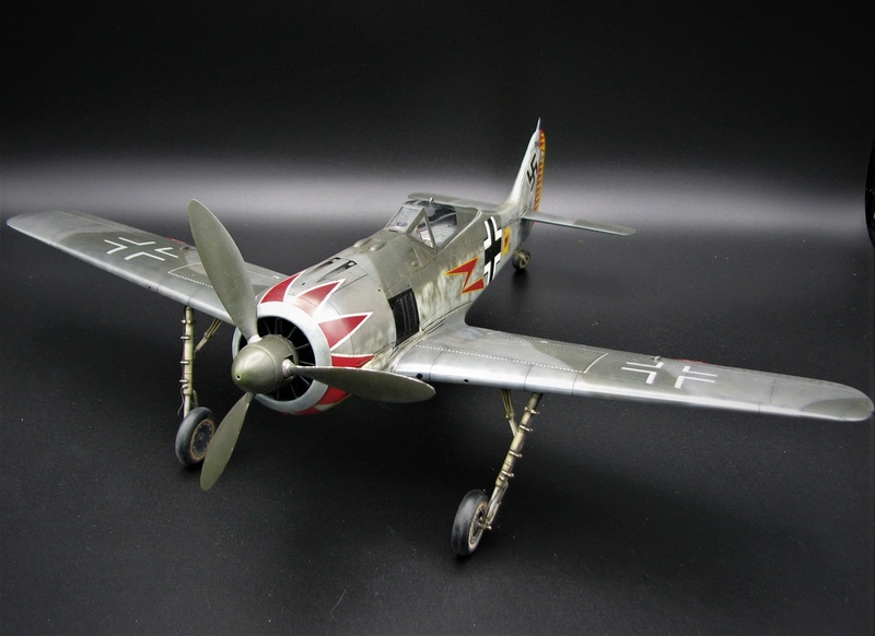 fw 190 A5 hasegawa  au 32.....  fini ...!!!! - Page 3 Img_6471
