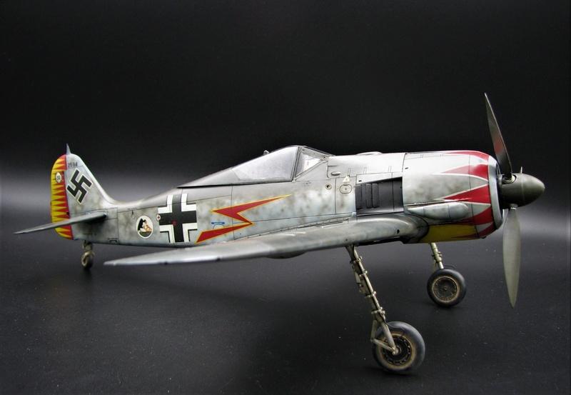 fw 190 A5 hasegawa  au 32.....  fini ...!!!! - Page 3 Img_6473