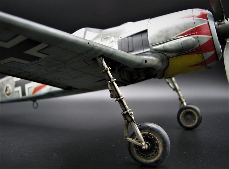 fw 190 A5 hasegawa  au 32.....  fini ...!!!! - Page 3 Img_6475