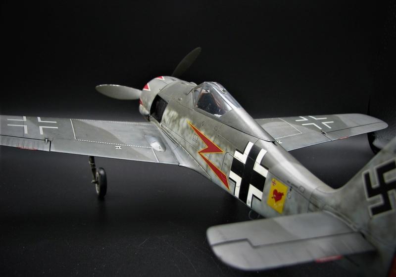 fw 190 A5 hasegawa  au 32.....  fini ...!!!! - Page 3 Img_6510