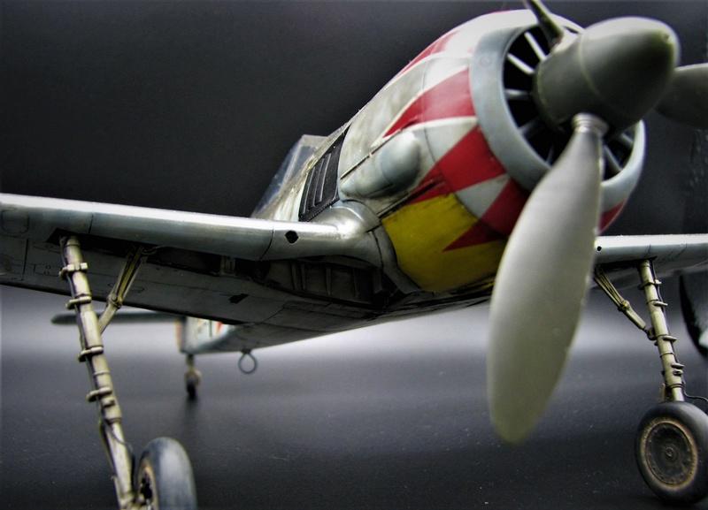 fw 190 A5 hasegawa  au 32.....  fini ...!!!! - Page 3 Img_6516