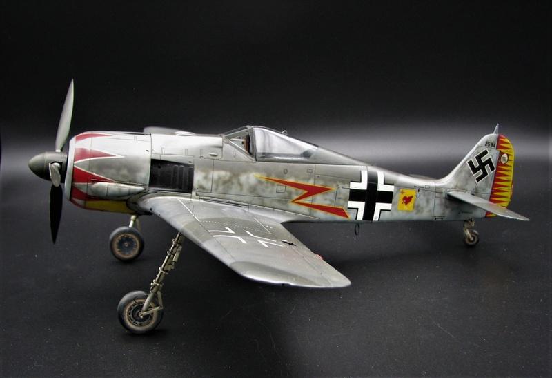 fw 190 A5 hasegawa  au 32.....  fini ...!!!! - Page 3 Img_6518