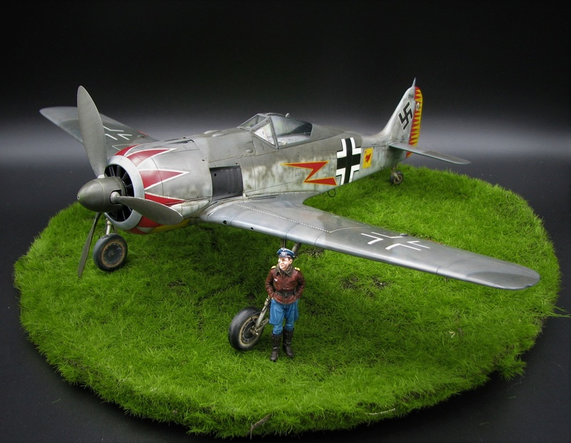 fw 190 A5 hasegawa  au 32.....  fini ...!!!! - Page 3 Img_6520