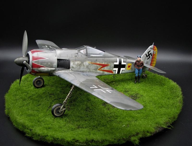 fw 190 A5 hasegawa  au 32.....  fini ...!!!! - Page 3 Img_6522