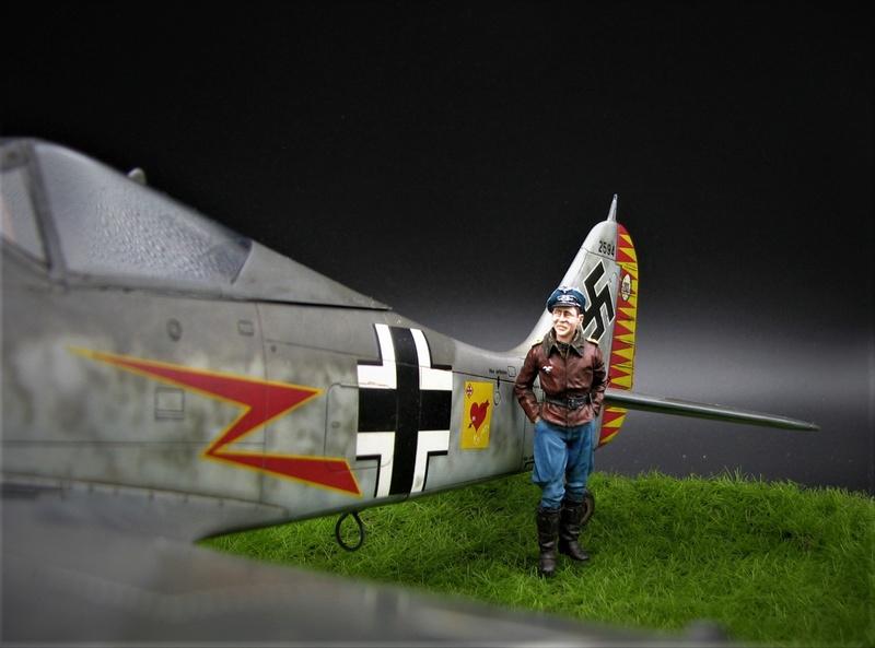 fw 190 A5 hasegawa  au 32.....  fini ...!!!! - Page 3 Img_6524