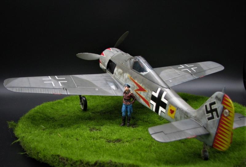 fw 190 A5 hasegawa  au 32.....  fini ...!!!! - Page 3 Img_6529