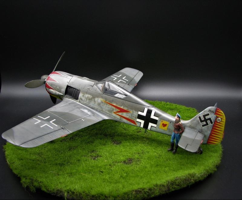 fw 190 A5 hasegawa  au 32.....  fini ...!!!! - Page 3 Img_6532