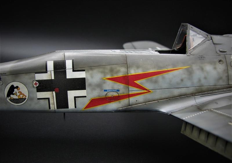 fw 190 A5 hasegawa  au 32.....  fini ...!!!! - Page 4 Img_6534