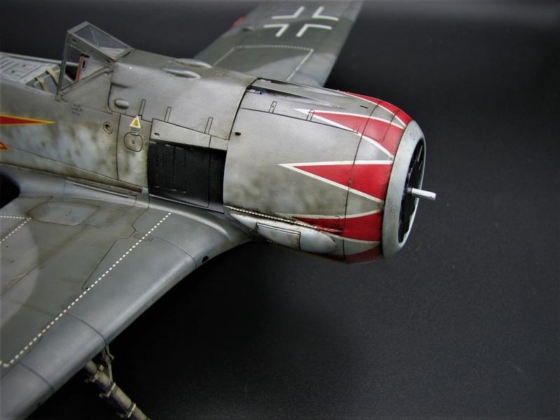 fw 190 A5 hasegawa  au 32.....  fini ...!!!! - Page 4 Img_6536
