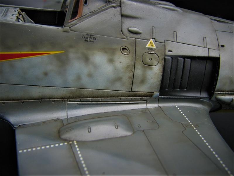 fw 190 A5 hasegawa  au 32.....  fini ...!!!! - Page 4 Img_6538