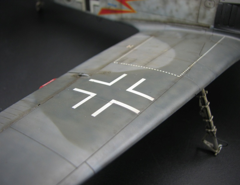 fw 190 A5 hasegawa  au 32.....  fini ...!!!! - Page 4 Img_6539