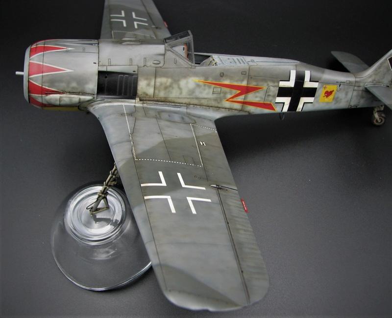 fw 190 A5 hasegawa  au 32.....  fini ...!!!! - Page 4 Img_6543