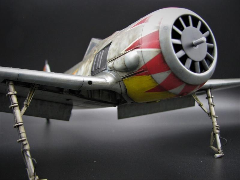 fw 190 A5 hasegawa  au 32.....  fini ...!!!! - Page 4 Img_6556
