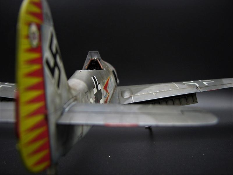 fw 190 A5 hasegawa  au 32.....  fini ...!!!! - Page 4 Img_6561