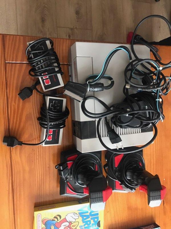 [EST] NES & Jeux NES Img_2412