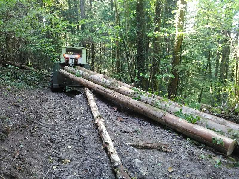 Montage forestier d'un MB Trac 800 - Page 6 Img_2016