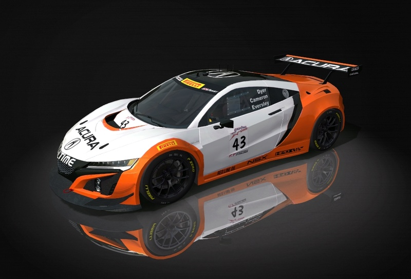 (DELETED) Acura NSX GT3 - Page 6 Ams_2019