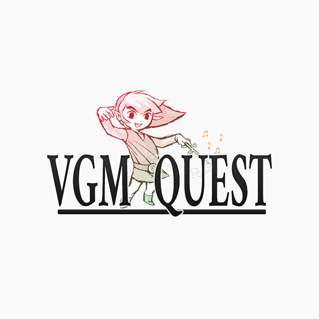 [Podcast] VGM Quest Logo12