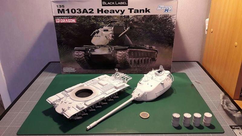M103A1 - Dragon 1/35 Fb_img12