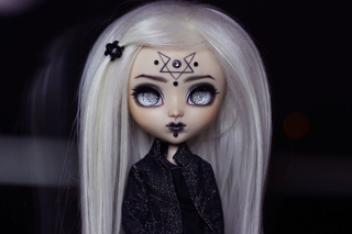Naekø Lyset - Commissions makeup (sculpt, tattoo, etc) Kaos9711