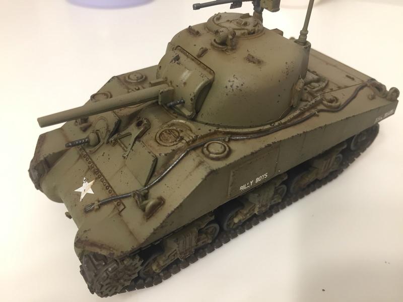 Sherman M4 E5d98510