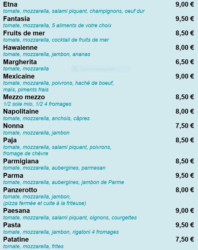 La bonne pitance (restauration) Punto210