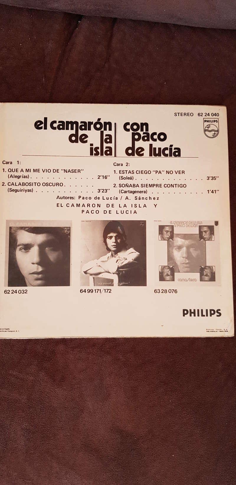 Flamenco cassette et disque vinyle   - Page 9 20180414