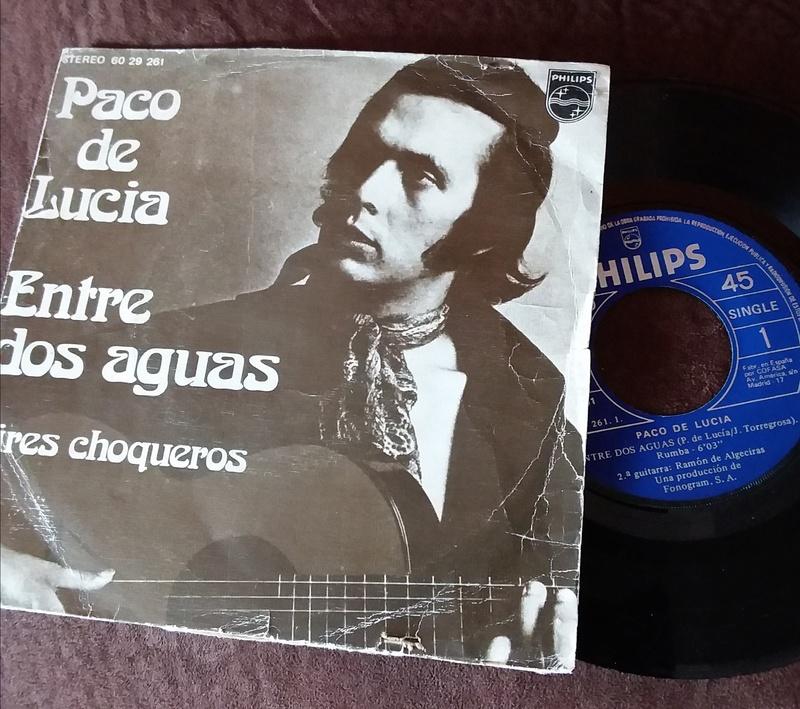 Flamenco cassette et disque vinyle   - Page 9 20180416