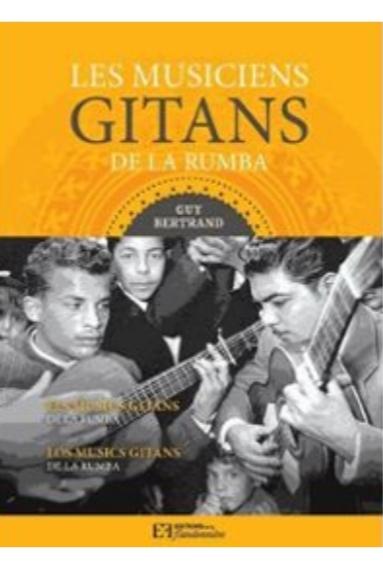 Les Musiciens Gitans de la Rumba Catalane.   (livre) 20181110