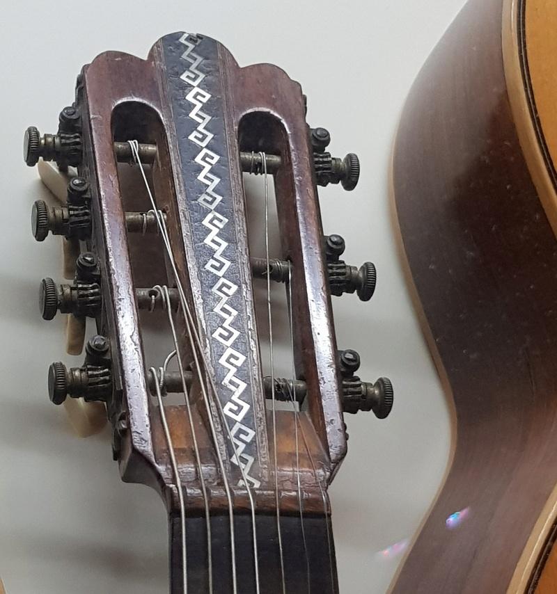 Visite de la maison de la Guitare à Séville  20181231
