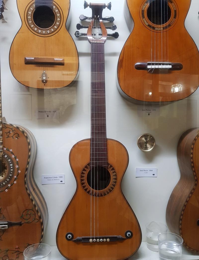 Visite de la maison de la Guitare à Séville  20181242