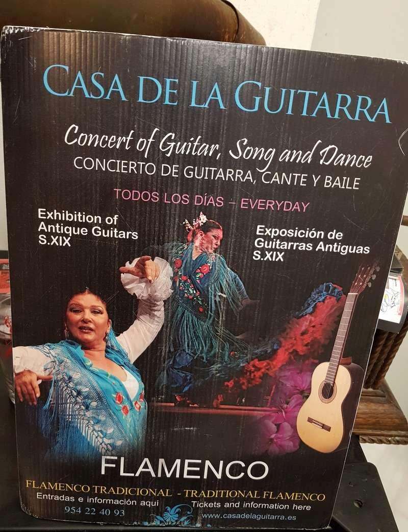 Visite de la maison de la Guitare à Séville  20181244