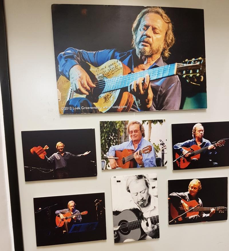 Visite de la maison de la Guitare à Séville  20181245
