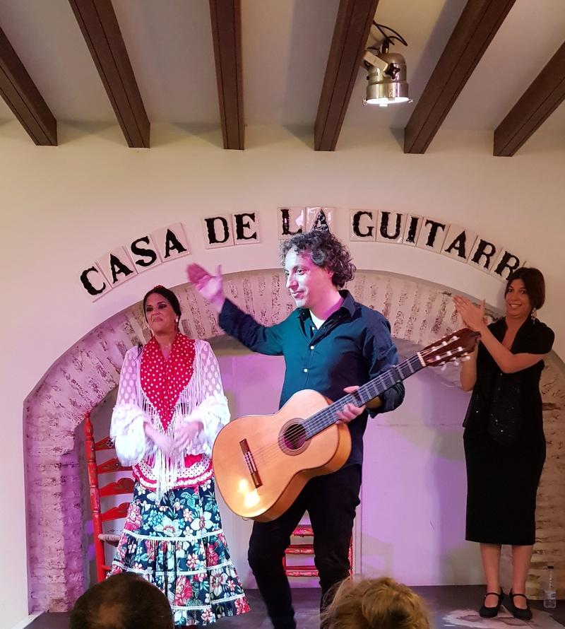 Visite de la maison de la Guitare à Séville  20181250