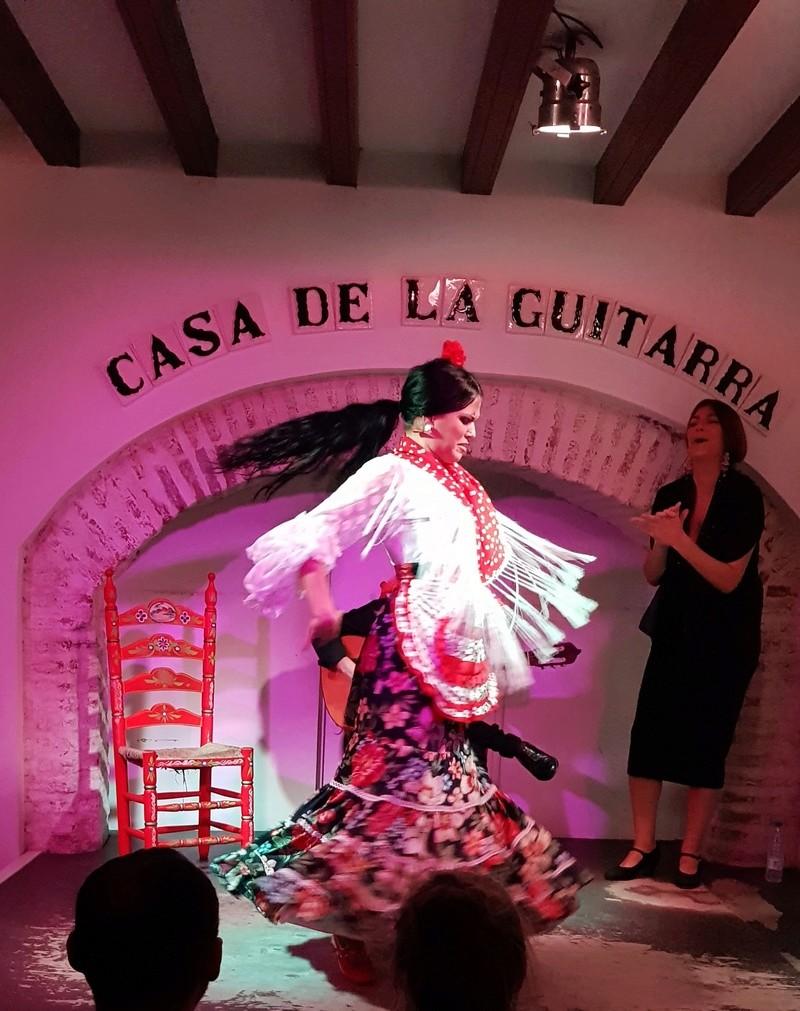 Visite de la maison de la Guitare à Séville  20181251