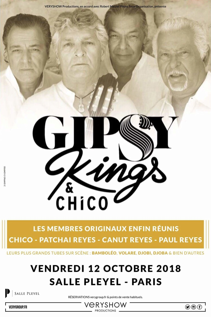 Les Gipsy Kings et Chico en Concert à Paris. Fb_img29