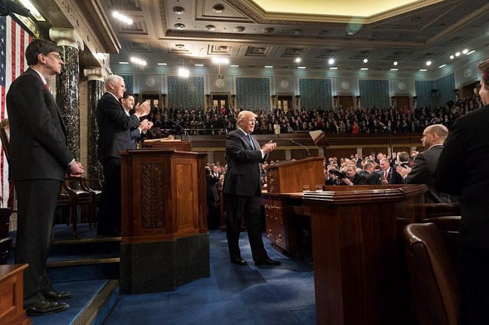 The Most Important News - 10 Amazing Facts About America's Economic Recovery From Trump's State Of The Union Address Donald12