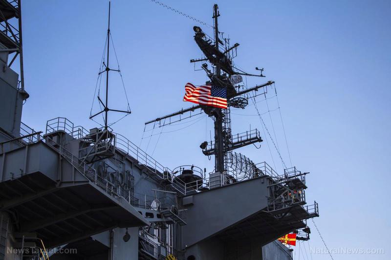 False Flag News - Another fake hate crime: Black sailor engineered false flag against himself using racist graffiti Navy-b10