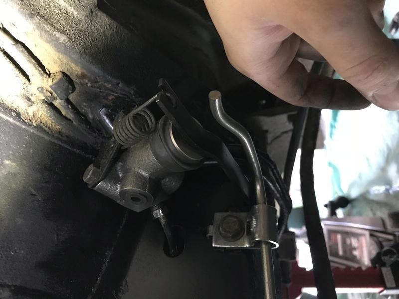 Réglage limiteur de freinage suite à son remplacement  86280e10